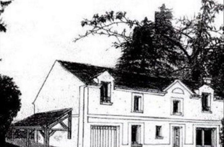 Maison L'Etang la Ville, 5 chambres, 166m2